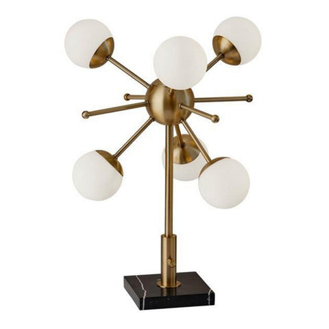 Jeffrey Shelf Floor Lamp