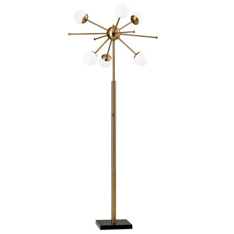 Stewart Shelf Floor Lamp