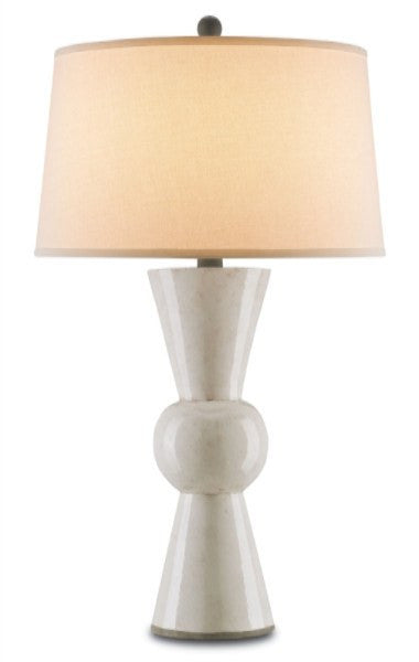 Upbeat Table Lamp White - 2