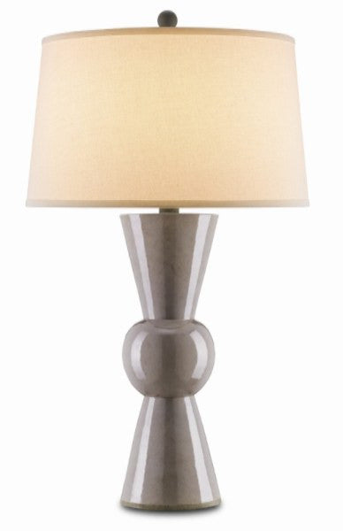 Upbeat Table Lamp Gray - 1