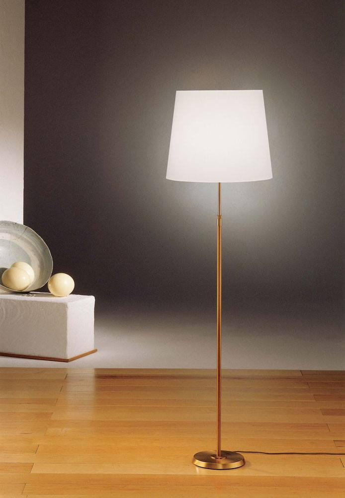 6354 SHADED FLOOR LAMP  - 7