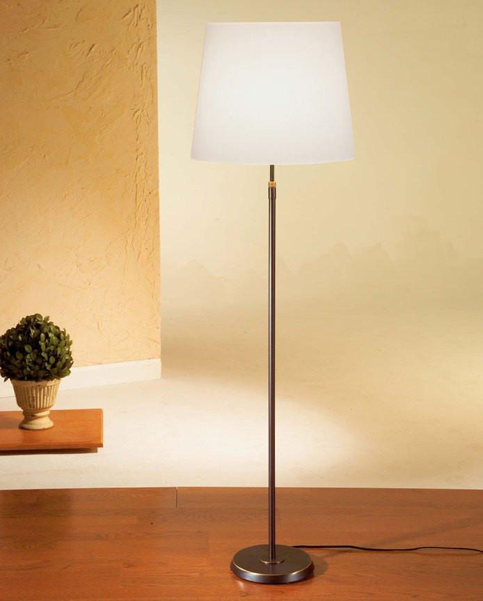 6354 SHADED FLOOR LAMP  - 5