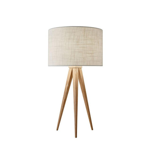 6263 SHADED TABLE LAMP