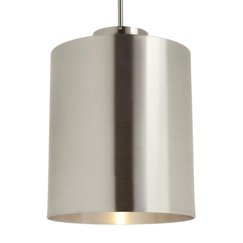 Hutch Pendant in Brushed Aluminum from Tech Lighting