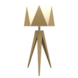 Faceted Table Lamp