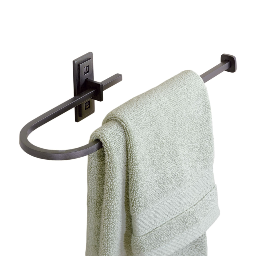 Metra Curved Towel Holder