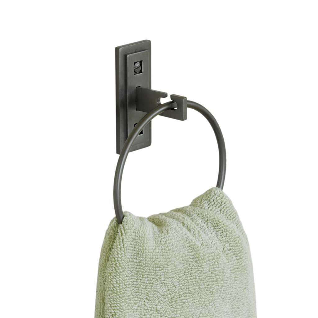 Metra Ring Towel Holder