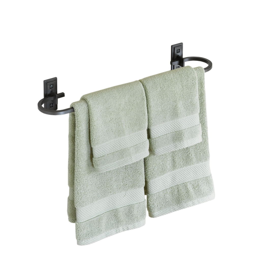 "Metra Curved 21"" Towel Holder"