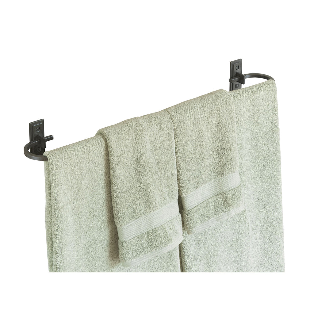 "Metra Curved 29"" Towel Holder"