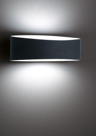 Voilà Glass Wall Sconce