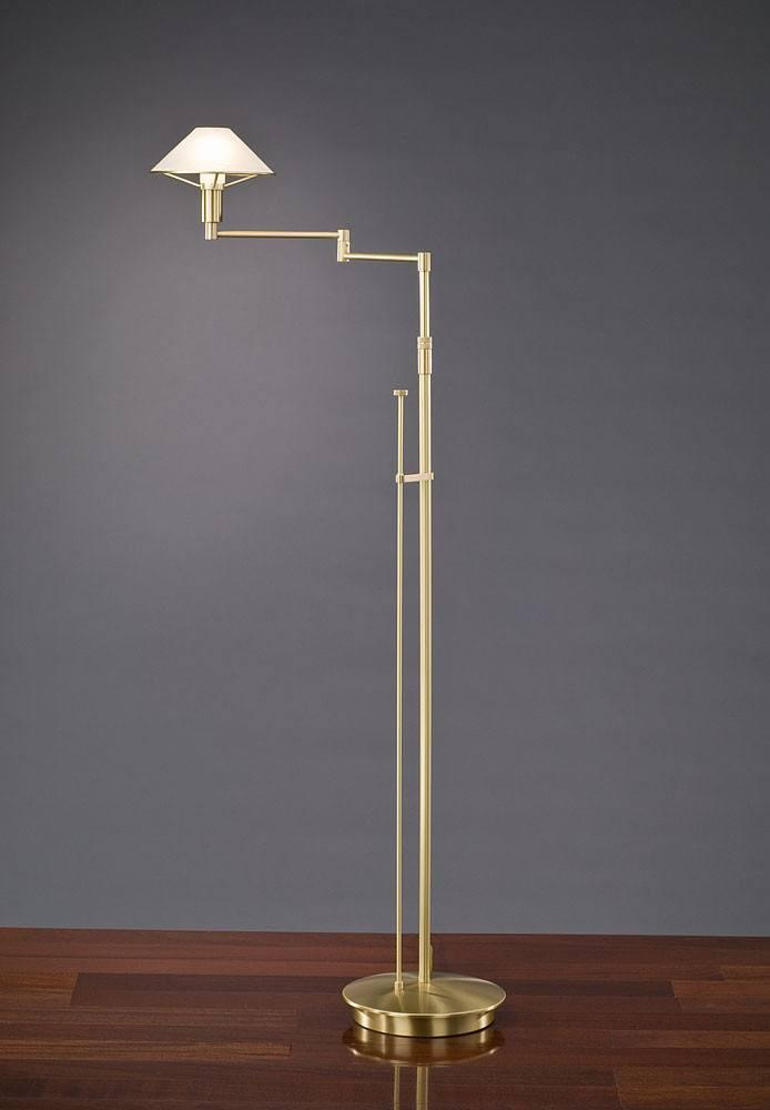 9434 SWING-ARM FLOOR LAMP  - 1