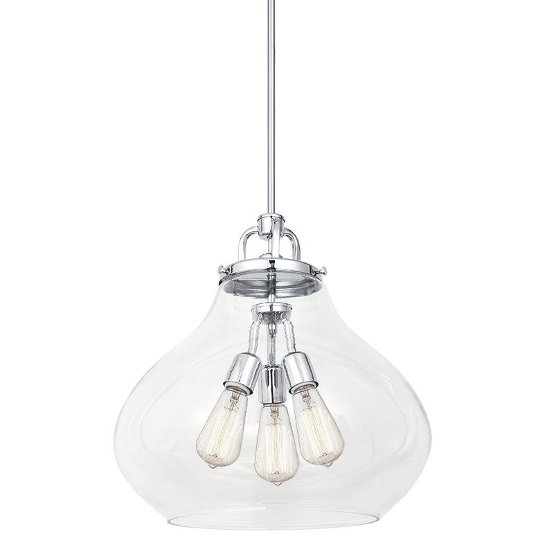 Dervissi Series 3 Light Large Pendant