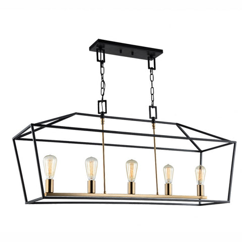 Bella Luna Chandelier, Large