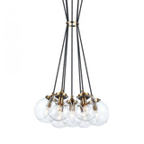 The Bougie 7 Light Chandelier