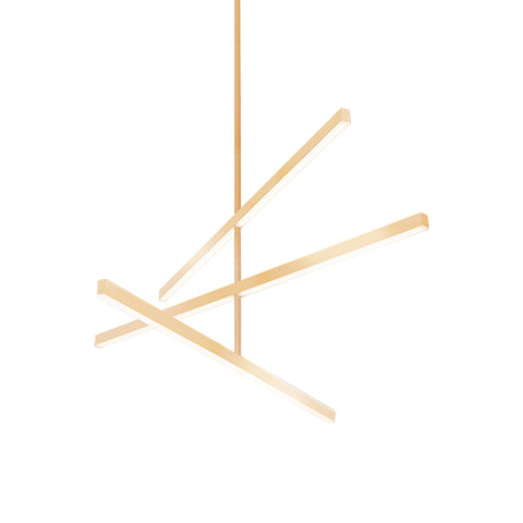 "Sirius 54"" Chandelier - In-Stock"