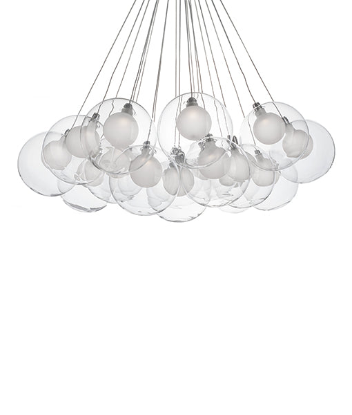 Bolla Large LED Pendant Bouquet Chandelier