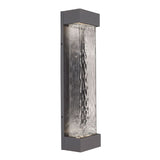 Moondew Exterior Wall Sconce