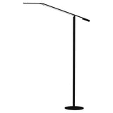 EQUO FLOOR LAMP, BLACK FINISH, LED KONCEPT