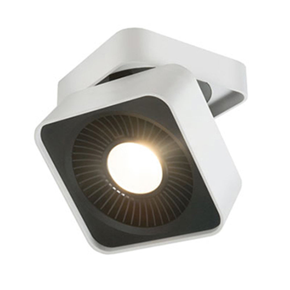 Solo Square Directional LED Flush Mount