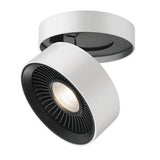 Solo Round Directional LED Flush Mount