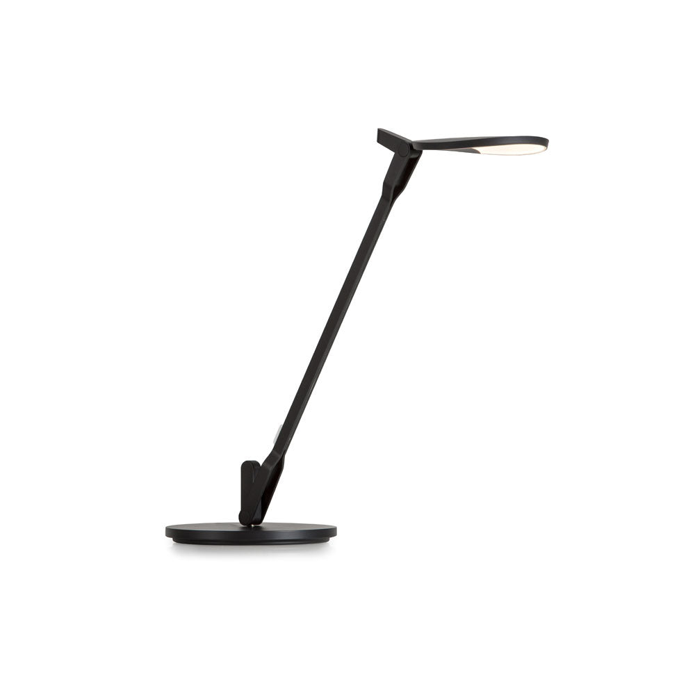 Splitty LED desk lamp, Matte black, Koncept lighting
