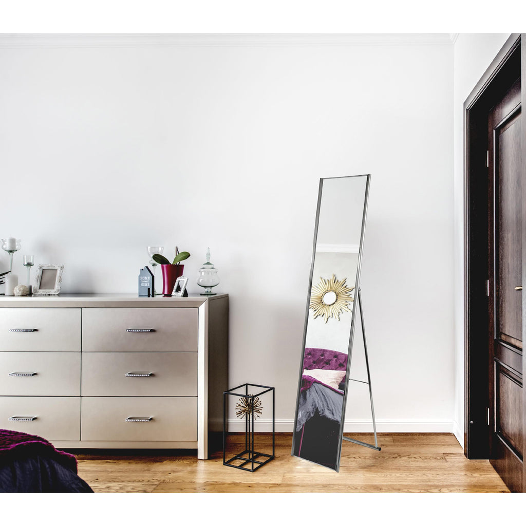 Adesso Alice Floor Mirror