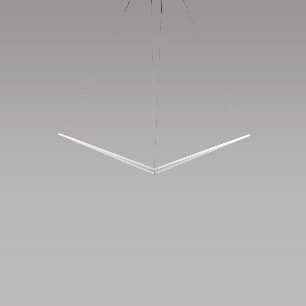 Z-bar pendant bird, Matte White, LED, Koncept lighting