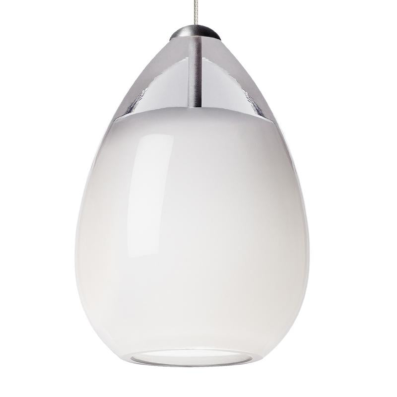 Alina Grande Pendant White - Tech Lighting