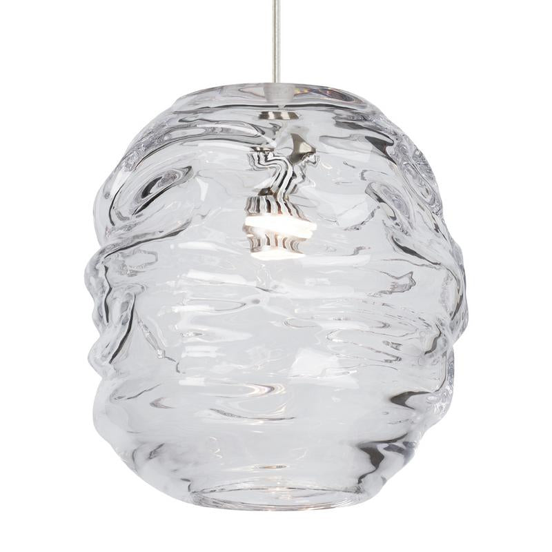 Audra Grande Pendant - Clear - Tech Lighting