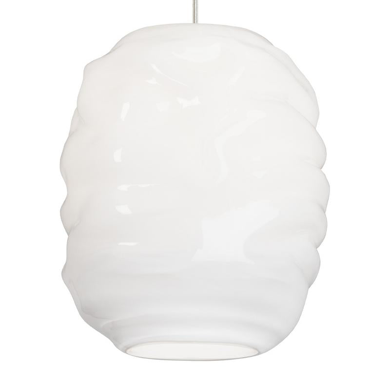Audra Grande Pendant - White - Tech Lighting