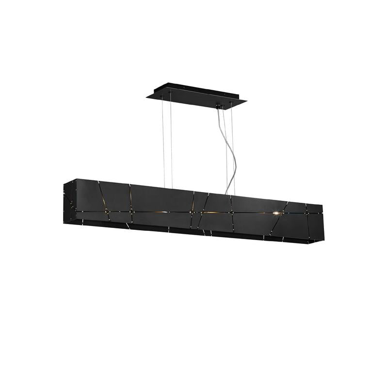 Crossroads Linear Suspension LED - Steel - Tech Lighting