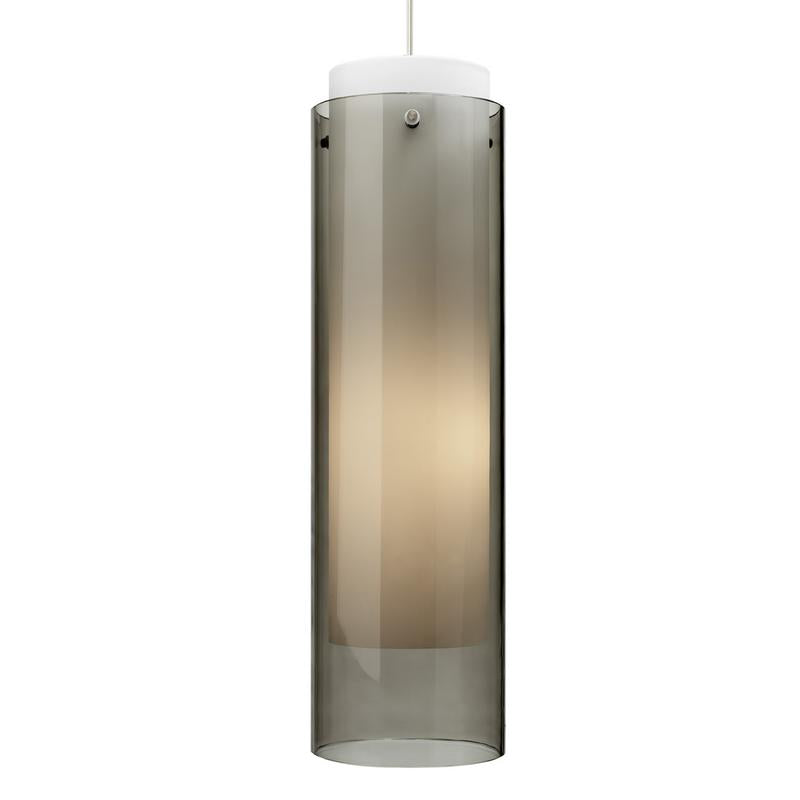 Echo Grande Pendant - Smoke Glass - Tech Lighting