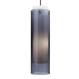 Echo Grande Pendant - Steel Blue Glass - Tech Lighting