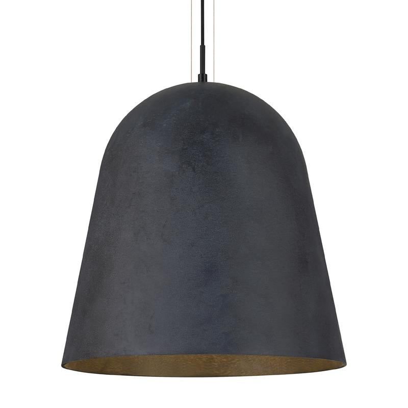 Fett Pendant - Weathered Zinc - Tech Lighting