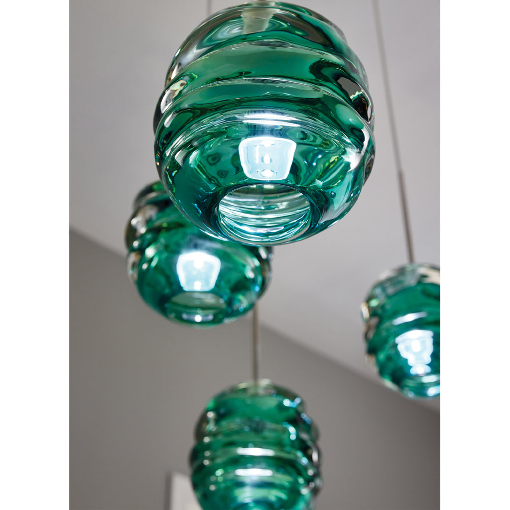 Audra Pendant - Surf Green -Tech Lighting