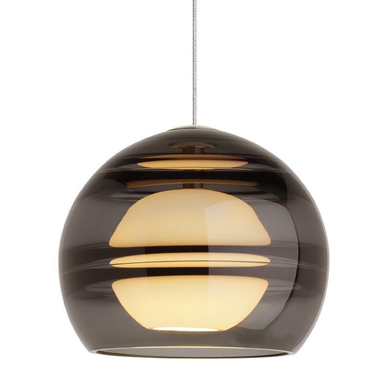 sedona pendant in smoke glass from tech lighting