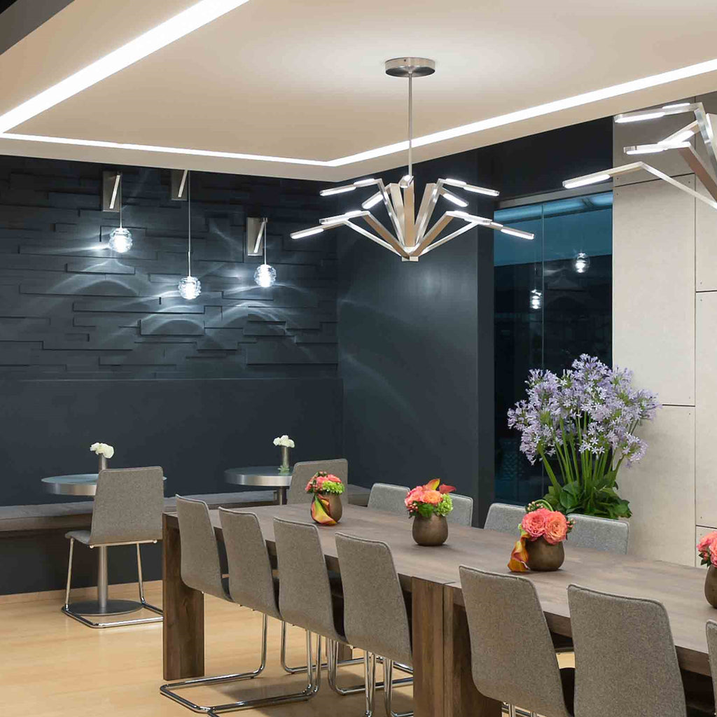 Audra Granade Pendants - Aragan Suspension - Tech Lighting
