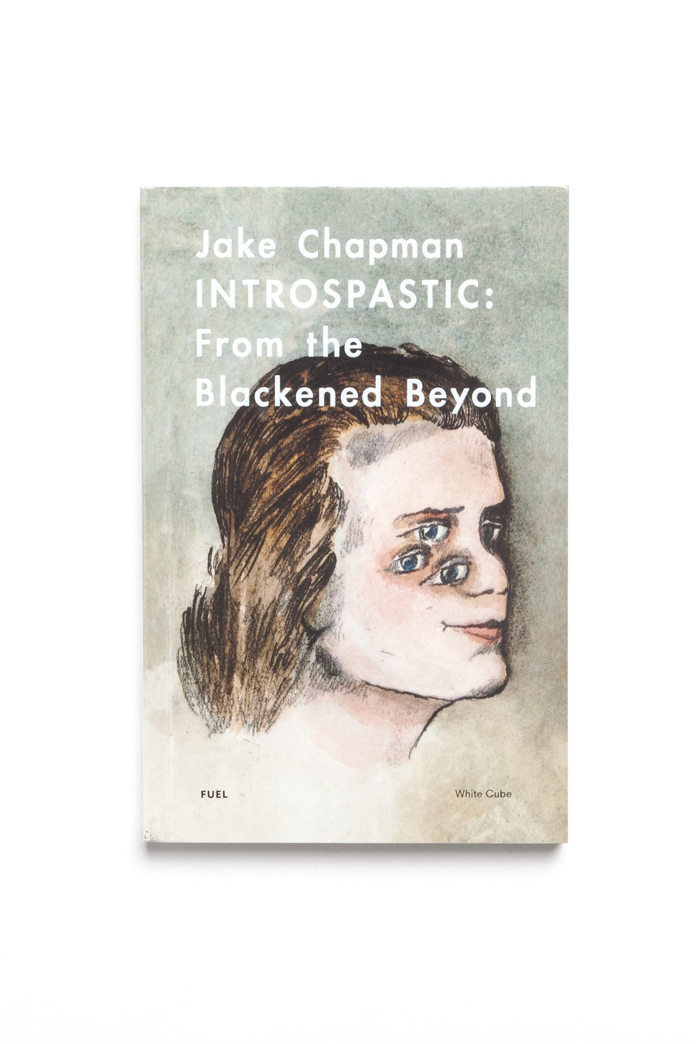 INTROSPASTIC: From the Blackened Beyond - Jake Chapman