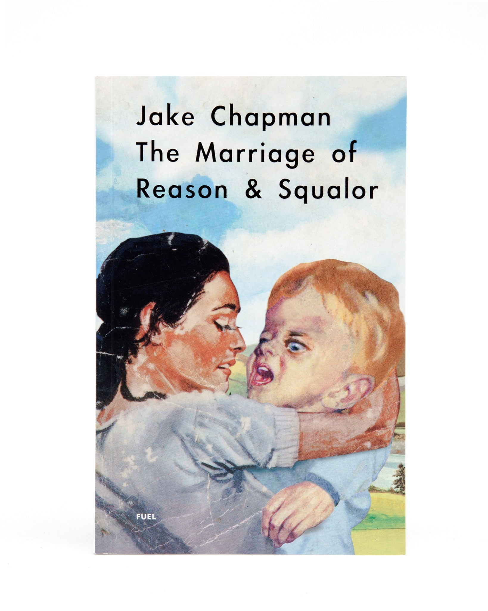 The Marriage of Reason and Squalor - jake Chapman
