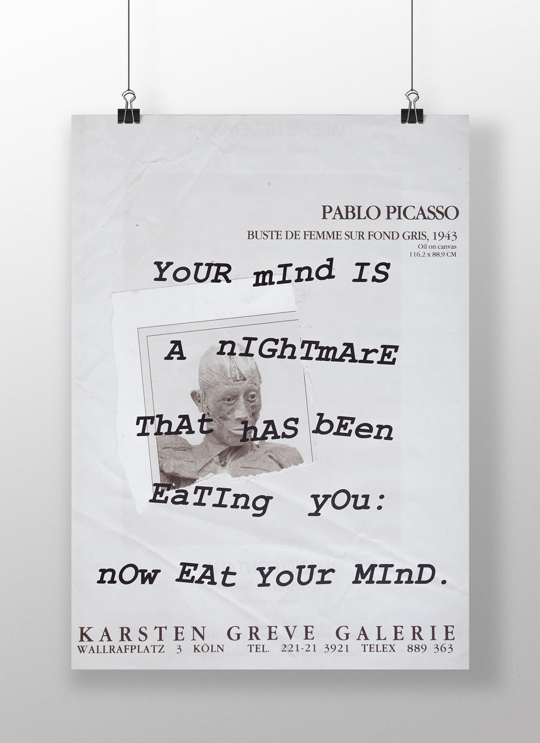 YOUR MIND IS A NIGHTMARE - Poster
