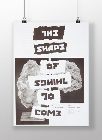 THE SHAPE OF THINGS TO COME - Poster