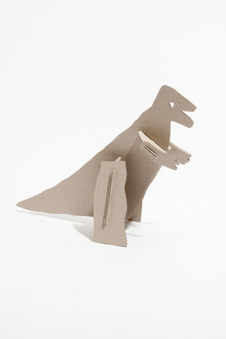 Cardboard Dinosaur; The Good