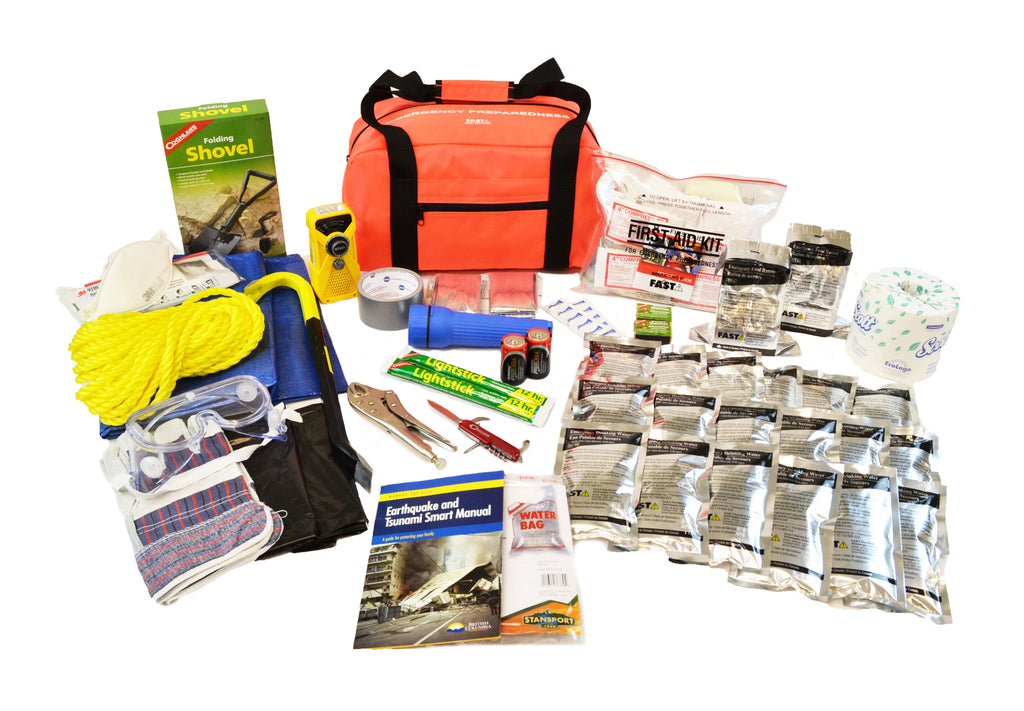 Show Your Valentine Some Love with the Gift of Preparedness