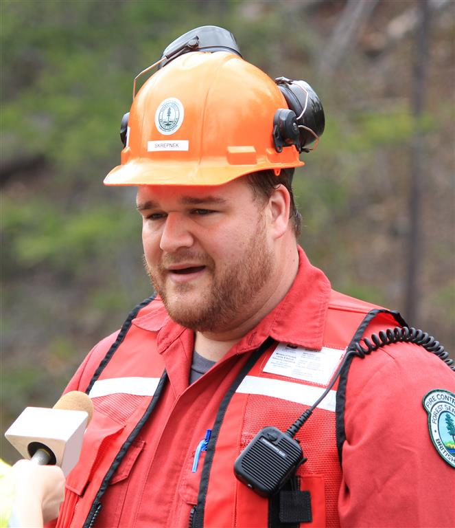 A Profile on the BC Wildfire Service