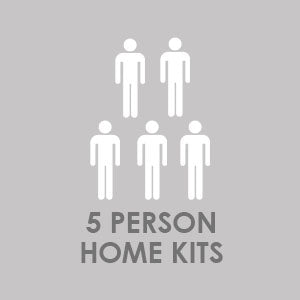emergency kits for 5 people