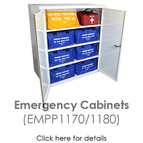 Emergency Cabinets
