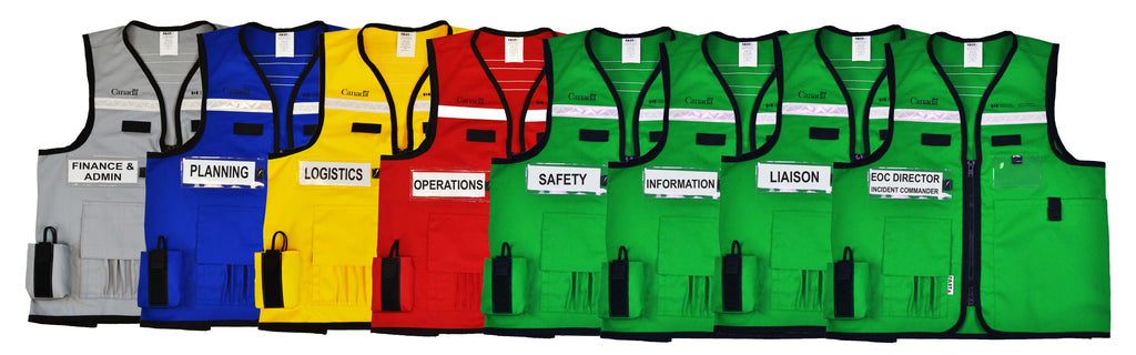Ontario Incident Management Vests