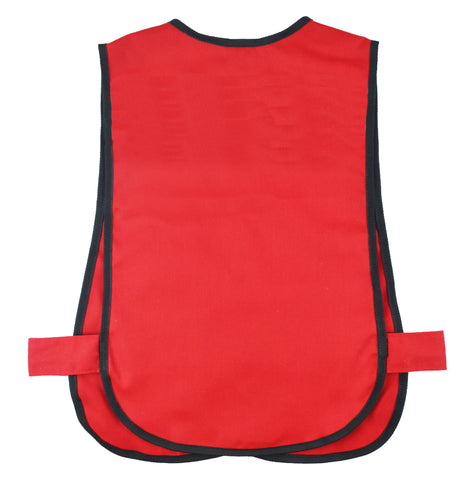Multi-Purpose Identification Vest | Basic Colour Coded | Back