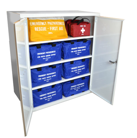Emergency Supply Cabinets – F.A.S.T. First Aid & Survival ...