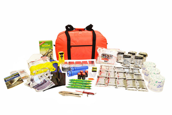 5 Person | Premium 72 Hour Emergency Survival Rescue First Aid Kit | Emergency Preparedness